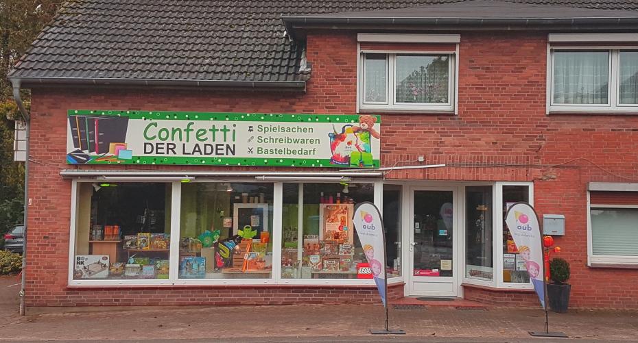 Unser Ladengeschäft in Itzstedt